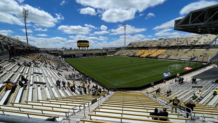 Columbus Crew announces full capacity for final game at Historic Crew Stadium