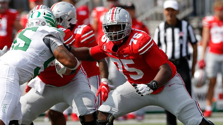 Thayer Munford, Cameron Brown among 16 Buckeyes unavailable for Akron game