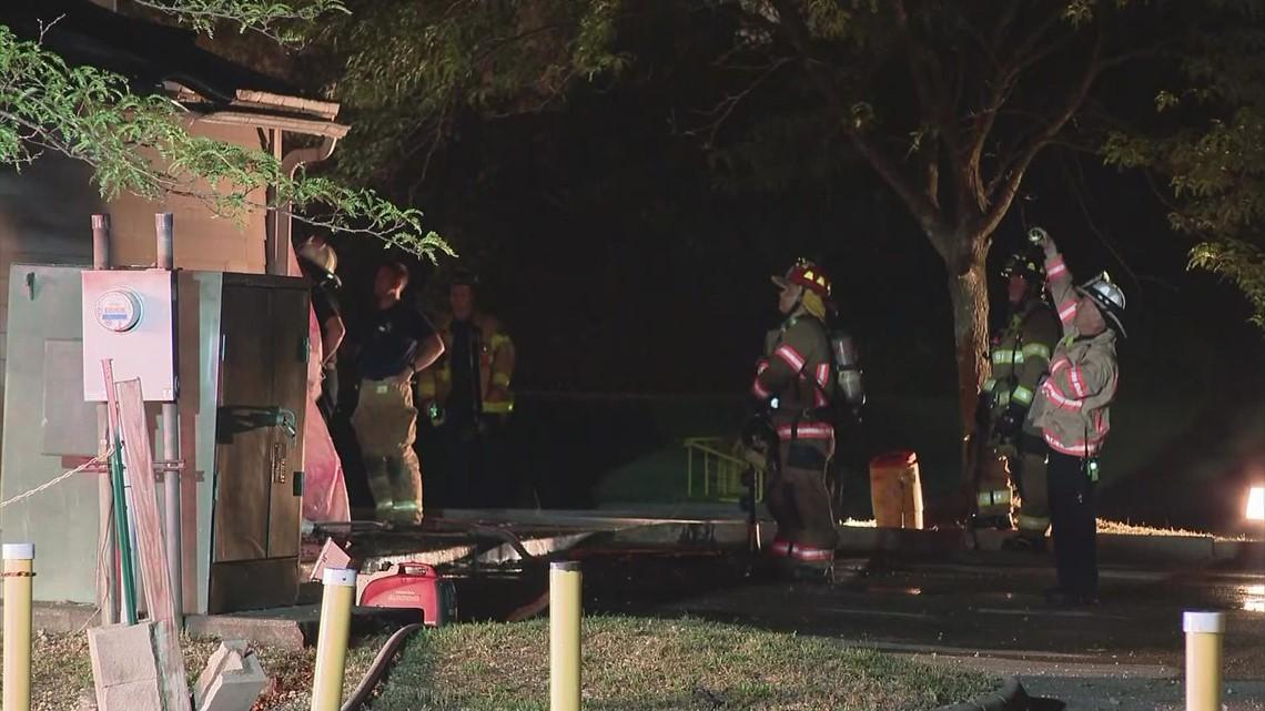 Officials investigating fire in vacant Reynoldsburg restaurant as arson