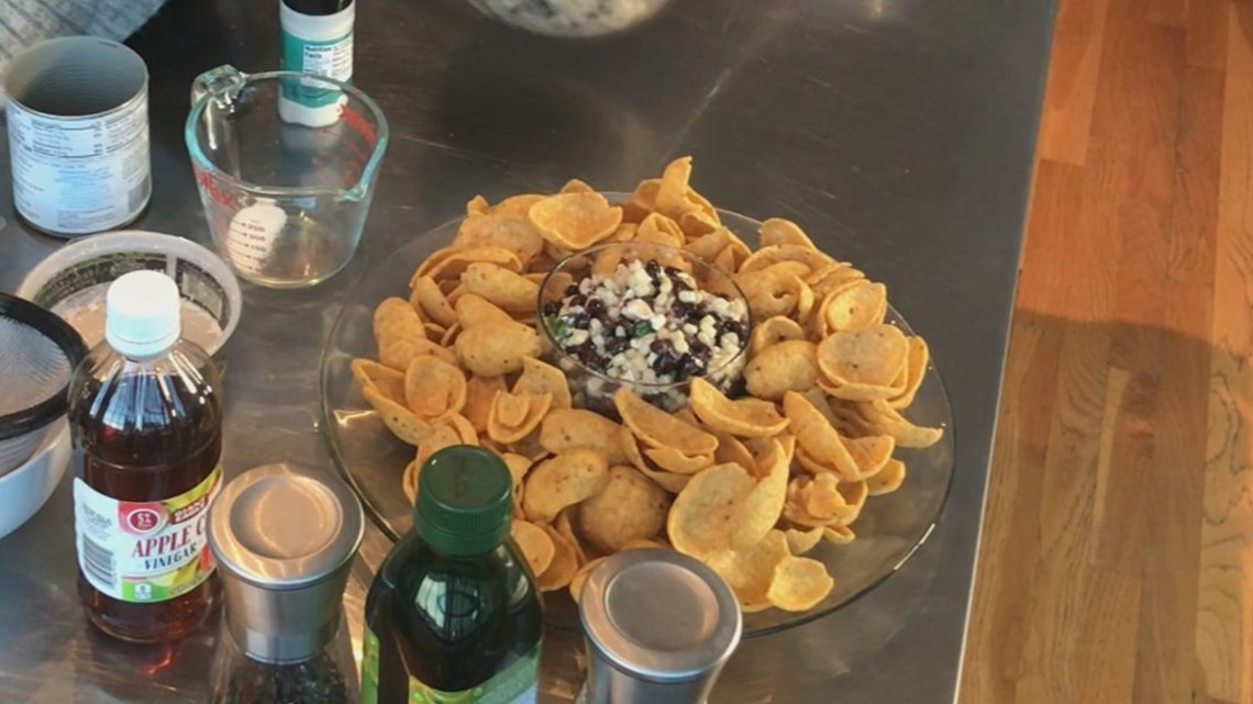 Some quick and tasty Super Bowl snacks from 10TV's Brittany Bailey
