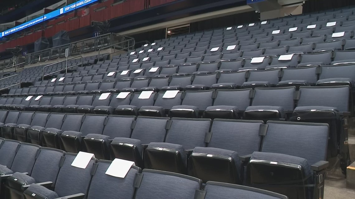 Tickets to Blue Jackets home games are sold out