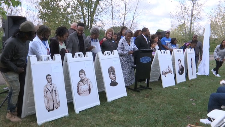 Hilliard names park after first Black family who lived in the city