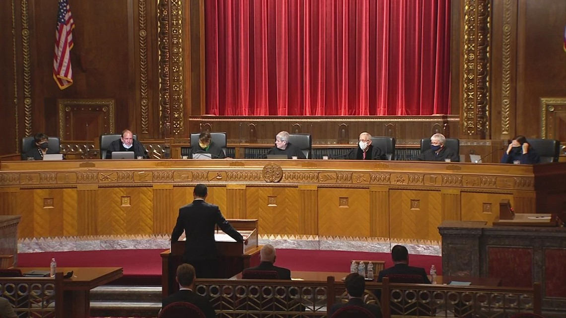 Ohio Supreme Court considering how minors accused of 'unproven' crimes in juvenile court can be tried as adults