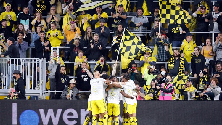 Columbus Crew overpowers Miami 4-0 at home