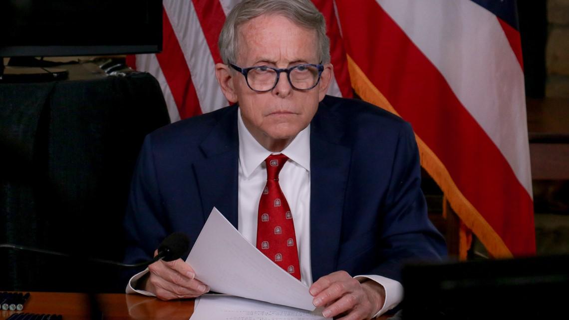 Ohio legislature overrides DeWine's veto of bill limiting health orders