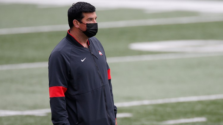 Ohio State head coach Ryan Day tests positive for COVID-19