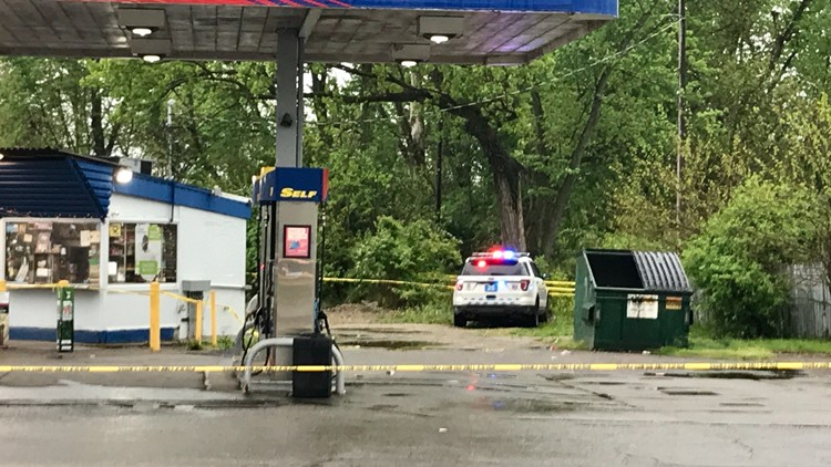 Police identify man killed in shooting at northeast Columbus gas station
