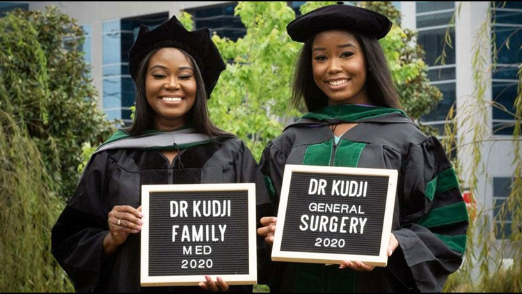 Mother and daughter doctors matched at the same Louisiana hospital for residency