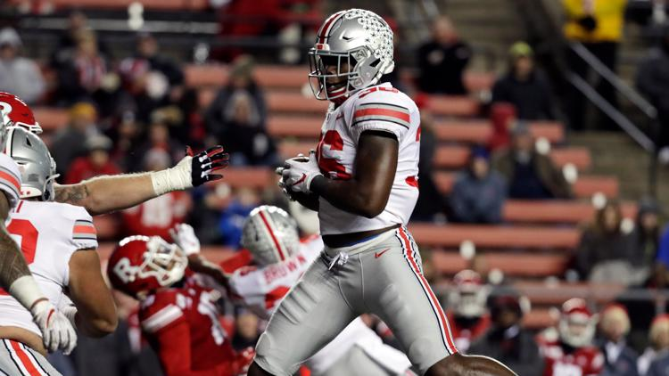 Ohio State senior LB K'Vaughan Pope dismissed from team following Akron game