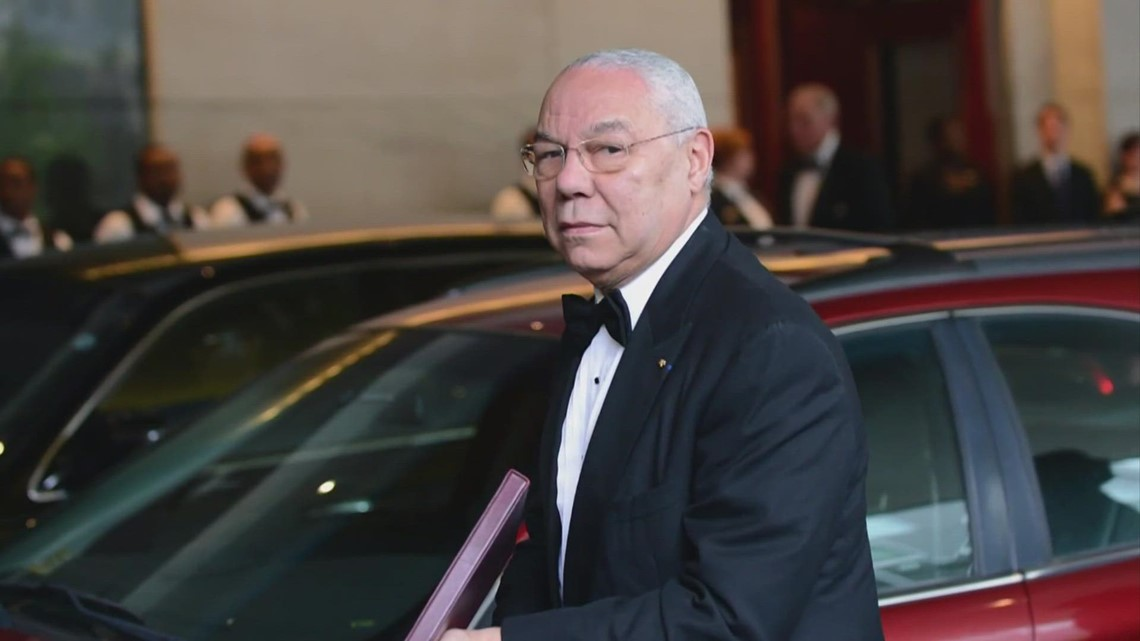 Colin Powell's death raises questions about COVID-19 vaccines and immunity