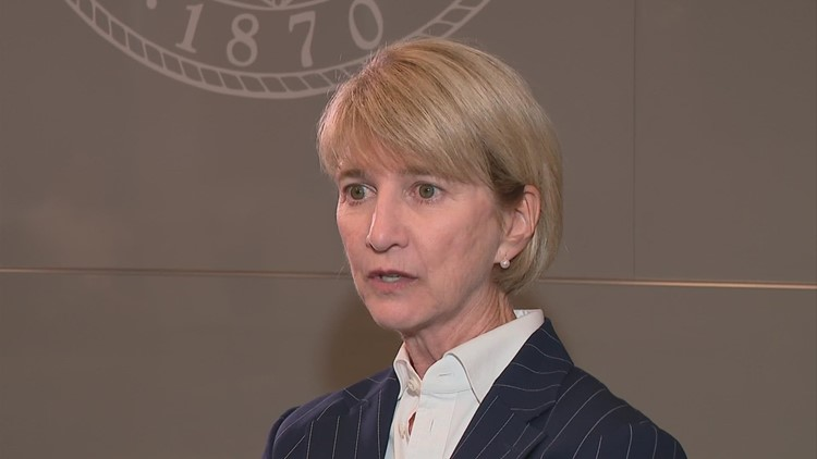 Ohio State president urges students, staff to get vaccinated before returning to campus