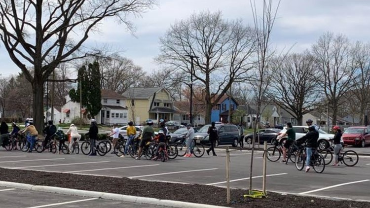 Columbus bicycle club hopes to break the cycle of youth violence