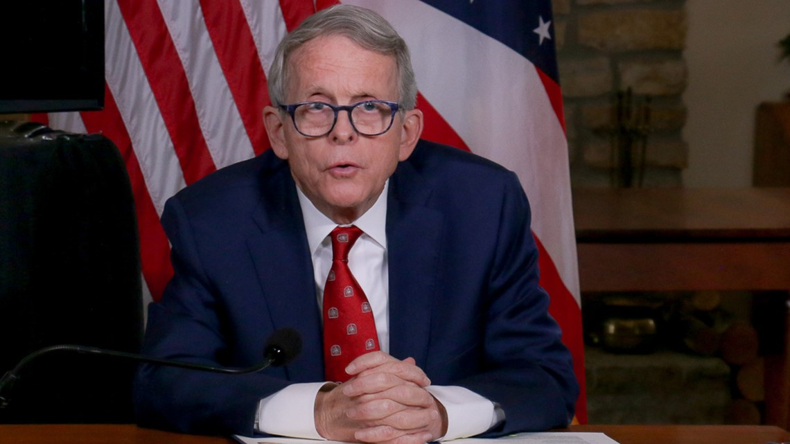DeWine defends targeted vaccine rollout; his office disputes data showing Ohio trailing other states