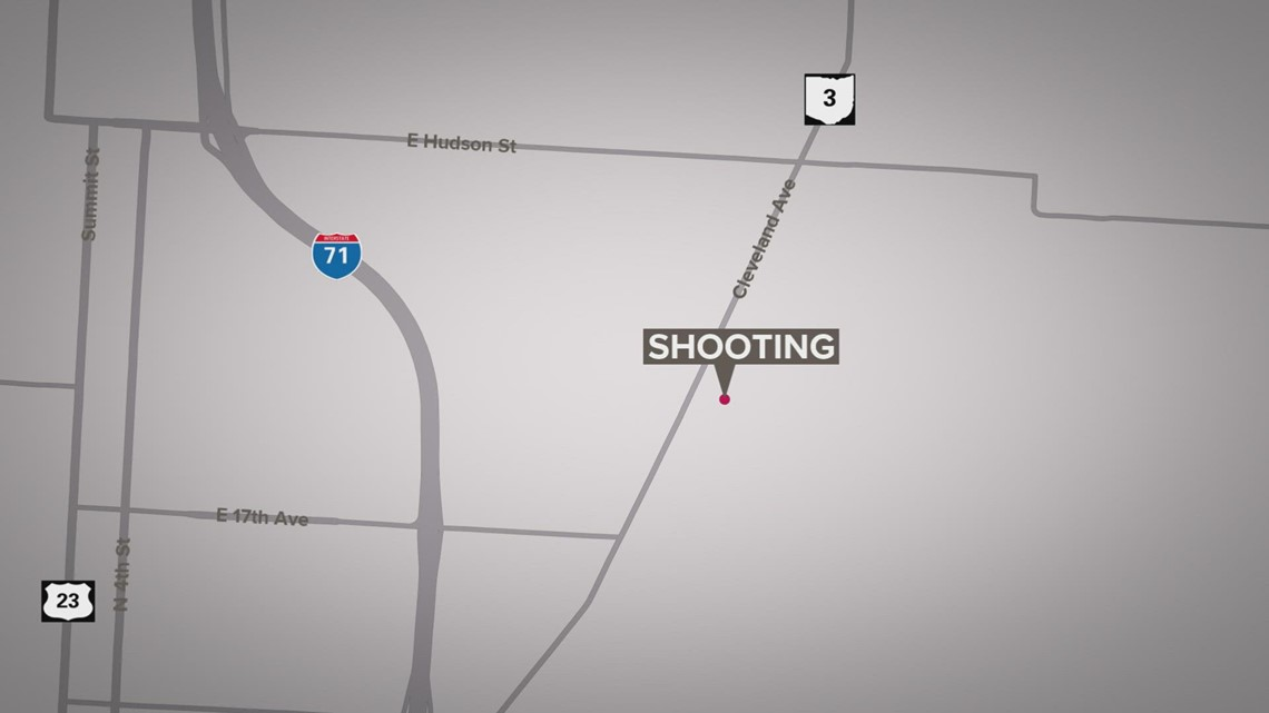 Police: Mother recovering after being shot in head in south Linden