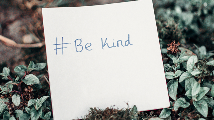 World Kindness Day | How to share goodness and grace around the community