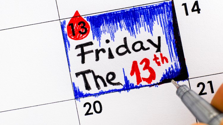 Why are people scared of Friday the 13th?