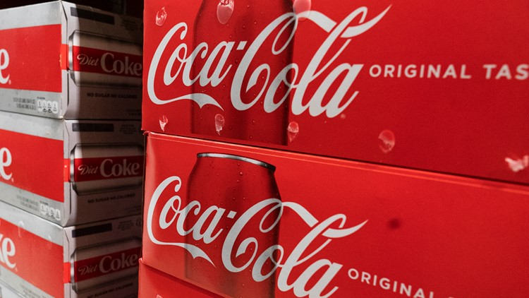 Coca-Cola machines banned from North Carolina county offices over criticism of Georgia voter law