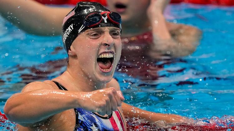 Tokyo Rewind, July 27: Biles bows out, Ledecky wins 1st Tokyo gold