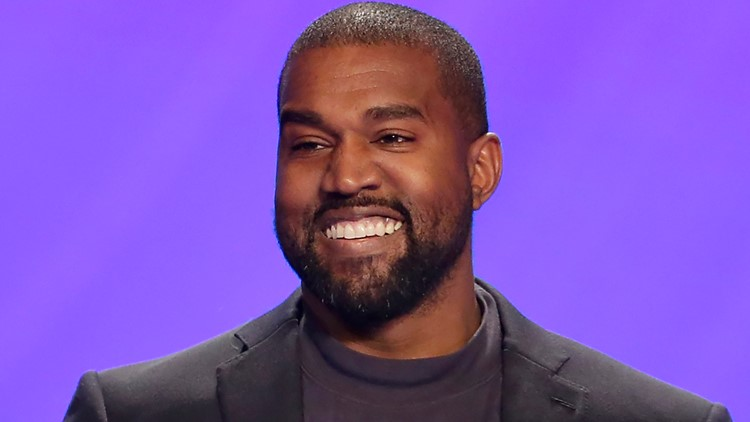The rapper formerly known as Kanye West has a new name