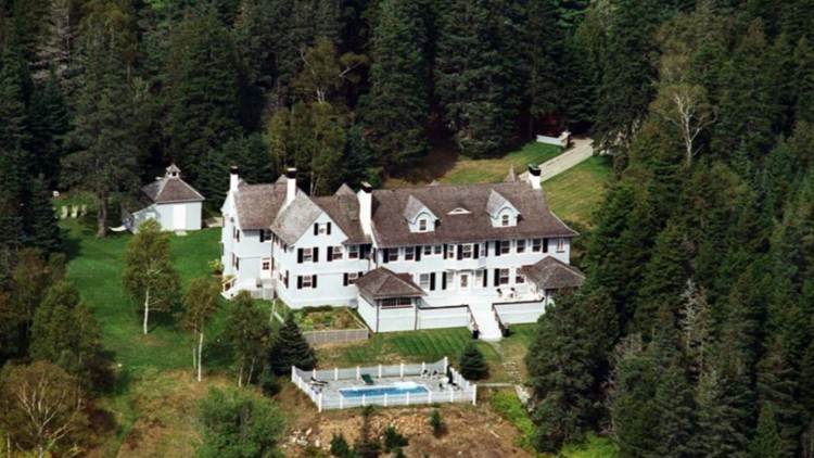 John Travolta selling $5M Islesboro mansion with 20 bedrooms