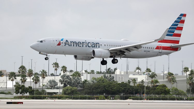 13,000 American Airlines workers told to 'tear up' layoff notices after COVID bill passes