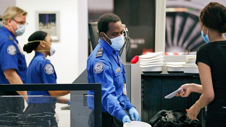 TSA may add US Capitol rioters to no-fly list