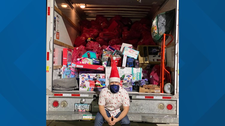'Kindness spreads like wildfire': Meet the 16-year-old who has given Christmas to 430 kids