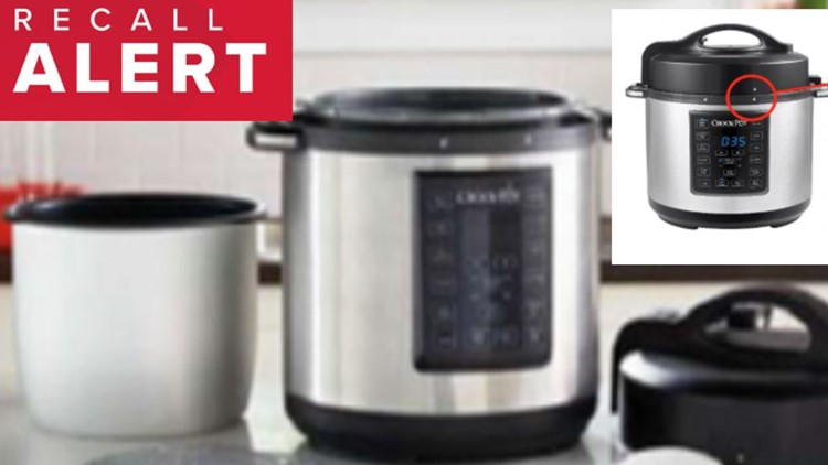 Crock-Pot Multi-Cooker recalled ahead of Thanksgiving, 99 burn injuries reported