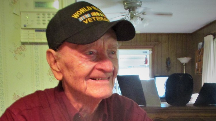 NC WWII veteran turns 100 and still lives life to the fullest