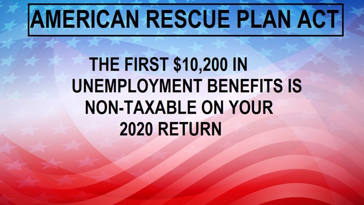 Don't pay taxes on these unemployment benefits