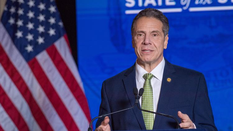 New York Times: 3rd woman accuses Gov. Cuomo of unwanted advances