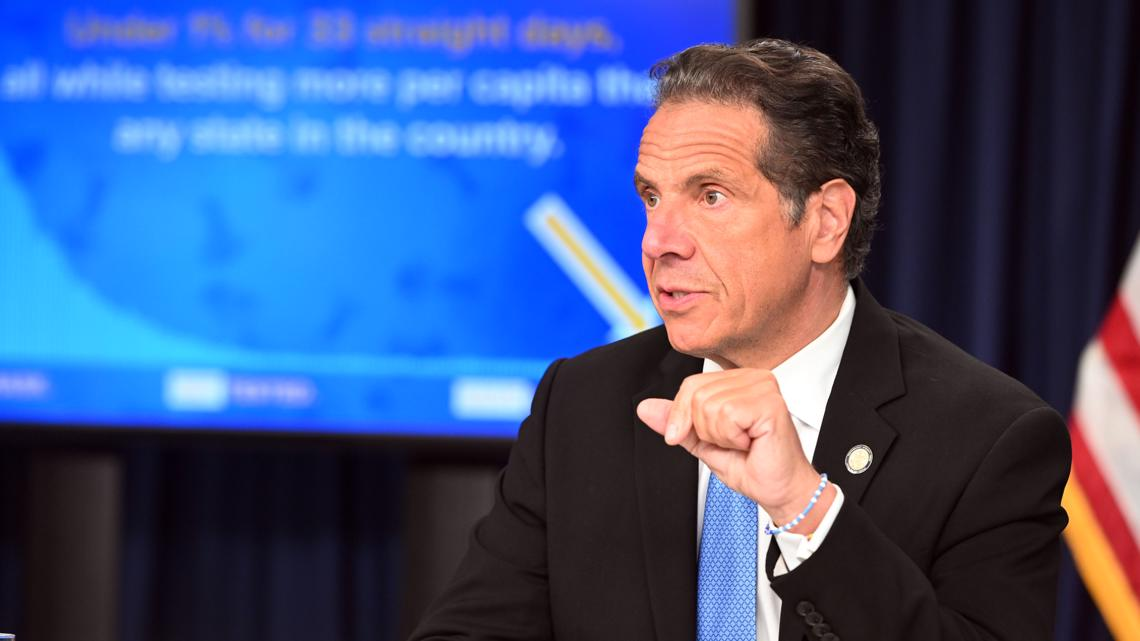 Cuomo: 'No practical way to quarantine from Connecticut and New Jersey'