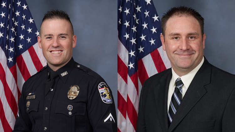 Two Louisville officers involved in Breonna Taylor case receive pre-termination notices