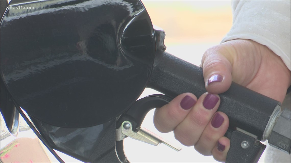 Gas Prices Tracker | Here's where prices are in Central Pa.