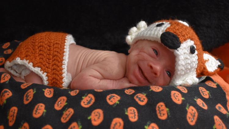 Cuteness Alert | Kentucky NICU babies show off their very first Halloween costumes