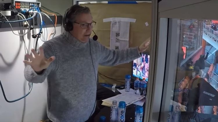 'Unbelievable! What a season!' Jim Donovan's must-see reaction when the Cleveland Browns made the playoffs