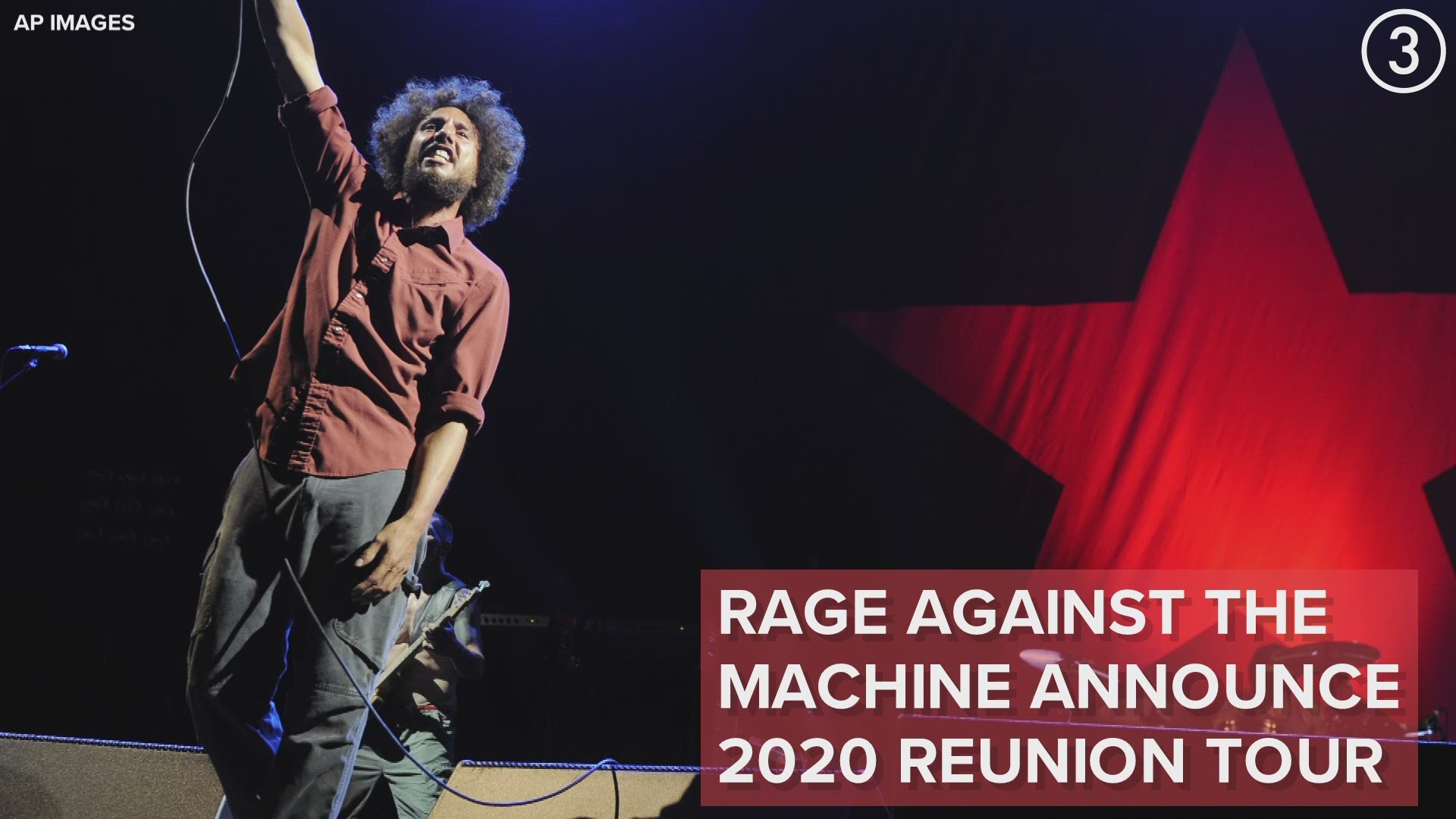 Rage Against The Machine Bringing Tour To Cleveland This Summer