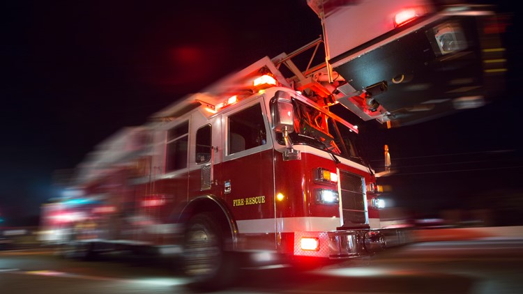 Akron house fire leaves 1 dead, another hospitalized