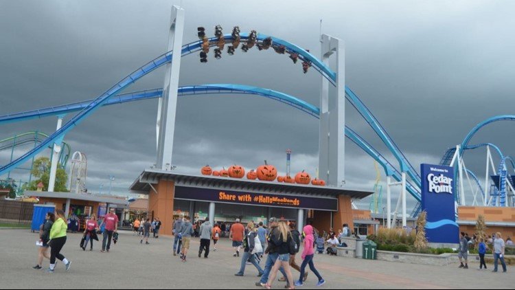 Cedar Point confirms HalloWeekends will return this September with haunted houses and more