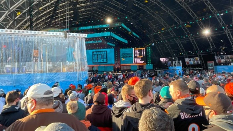 LIVE UPDATES: Final Day of 2021 NFL Draft