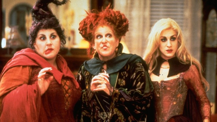 Freeform's 31 Nights of Halloween is here with 10 'Hocus Pocus' airings