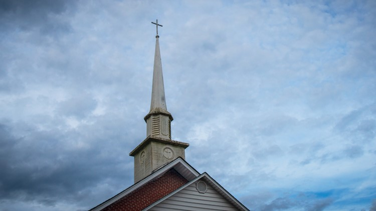 Southern Baptist Convention votes to oust four churches, including one Tennessee church