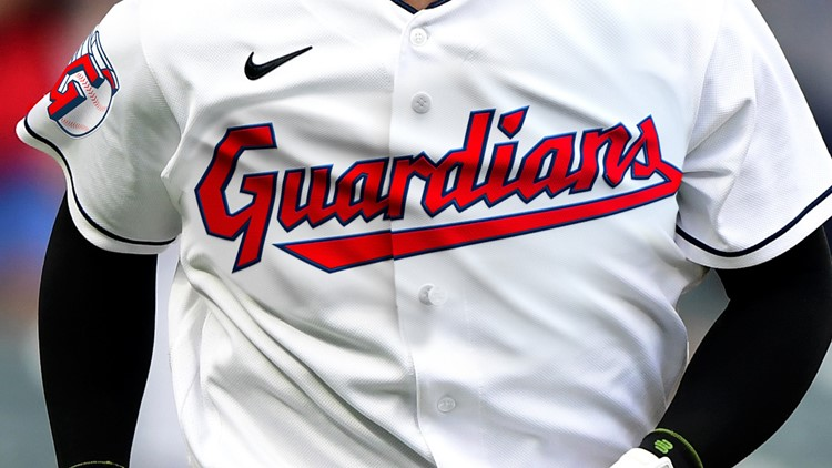 Cleveland Indians announce 'Guardians' as team's new name
