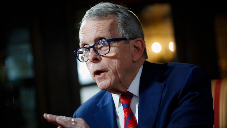 Ohio Gov. Mike DeWine debates voter security as CNN's Jake Tapper argues election doubt was created by President Trump lying
