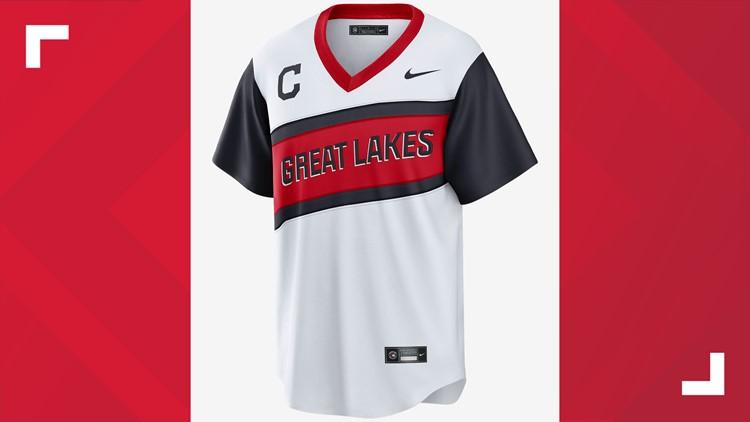 Nike unveils Cleveland Indians' Little League Classic jersey