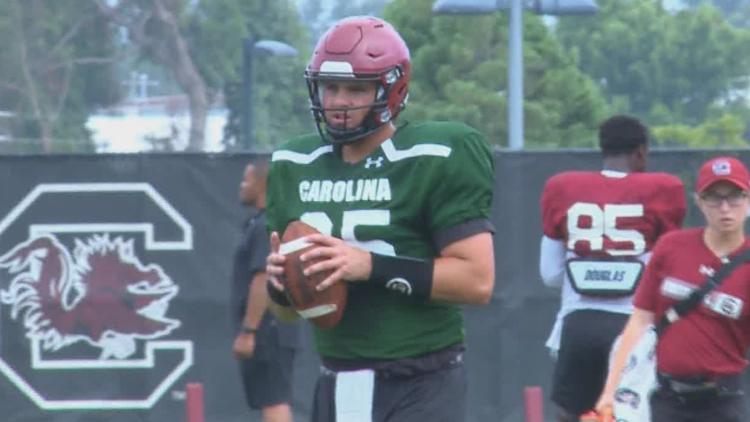 Former Cyclone Zeb Noland named South Carolina Gamecocks Week 1 starter at QB