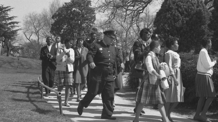 The historic 1961 South Carolina case that broke barriers for protests of the future