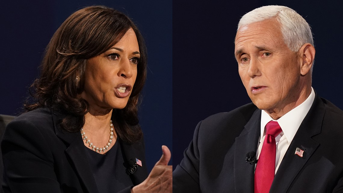 Misinformation targets Kamala Harris more than Mike Pence