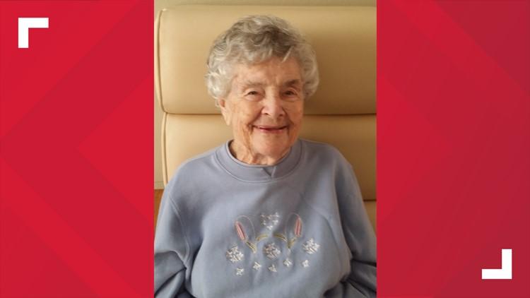 Midlands woman celebrates 103rd birthday!