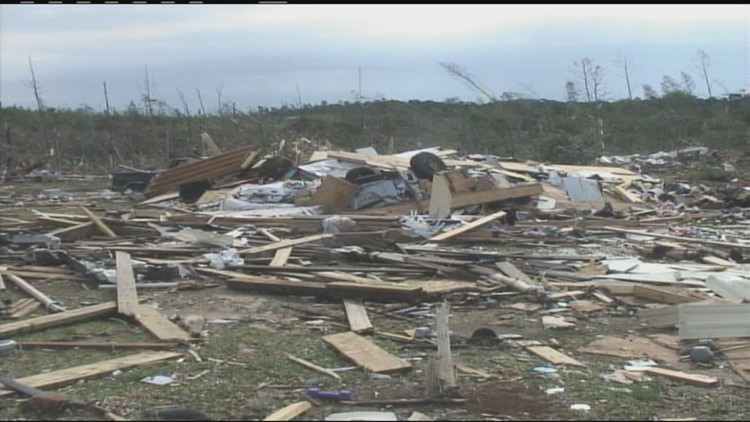 Remembering the deadly April 2011 tornado outbreak 10 years later